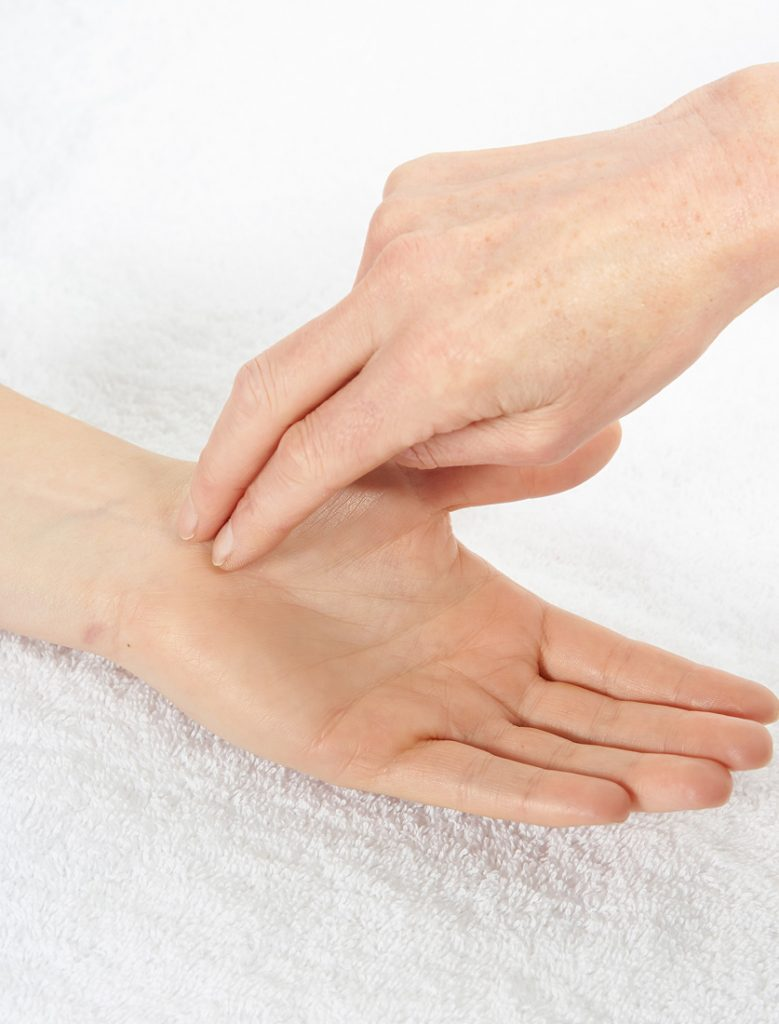 Hand therapy treatment, Carpal tunnel