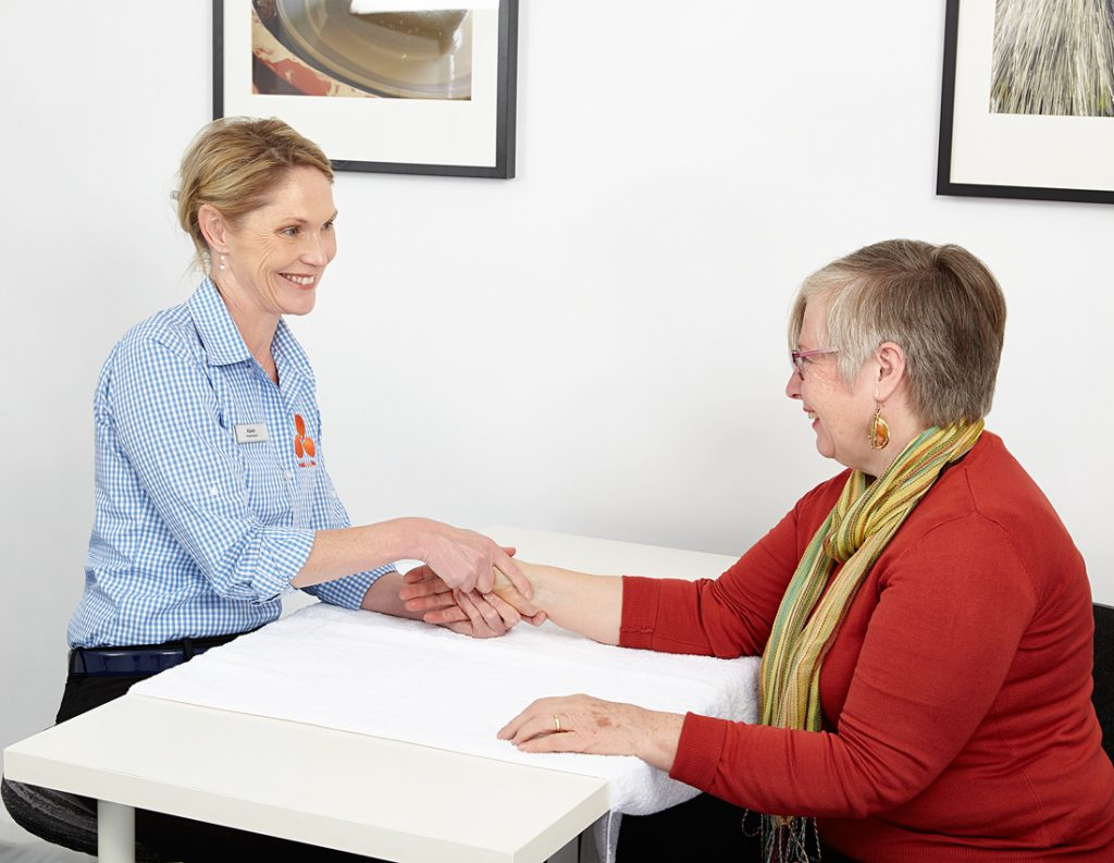 Hand Therapy, Osteoarthritis, Arthritis Management,