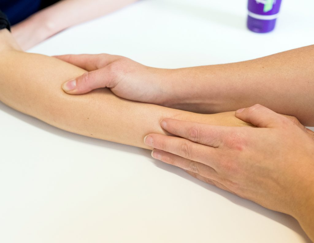 Hand Therapy, massage, tennis elbow