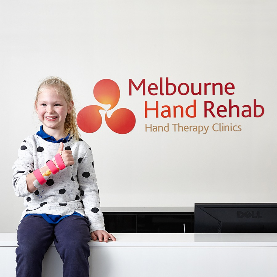 Hand Therapy 9 locations: Melbourne, Richmond, Richmond Victoria Park, North Essendon, Heidelberg Heights, Hoppers Crossing, Boronia, Bundoora, Splints and Braces