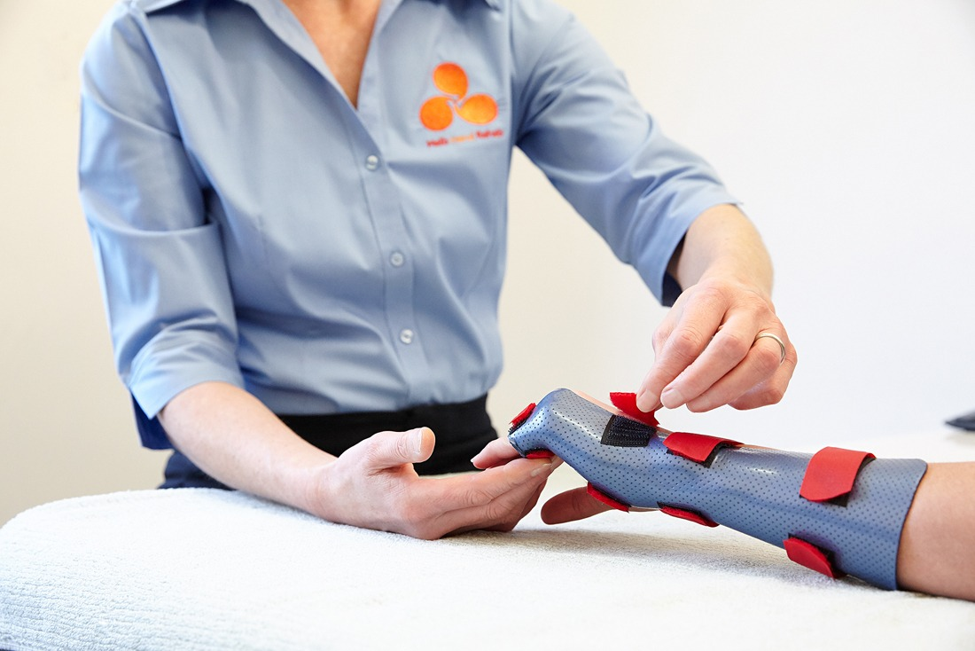 Melbourne Hand Rehab Services, Splints and Braces