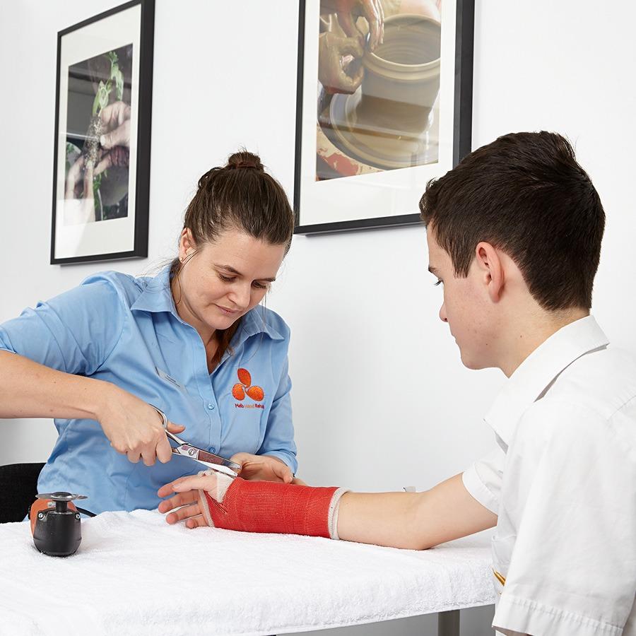 Hand Therapy, Hand and Wrist Fractures, Broken Wrist, Wrist Sprain, Orthosis, Wrist Splint