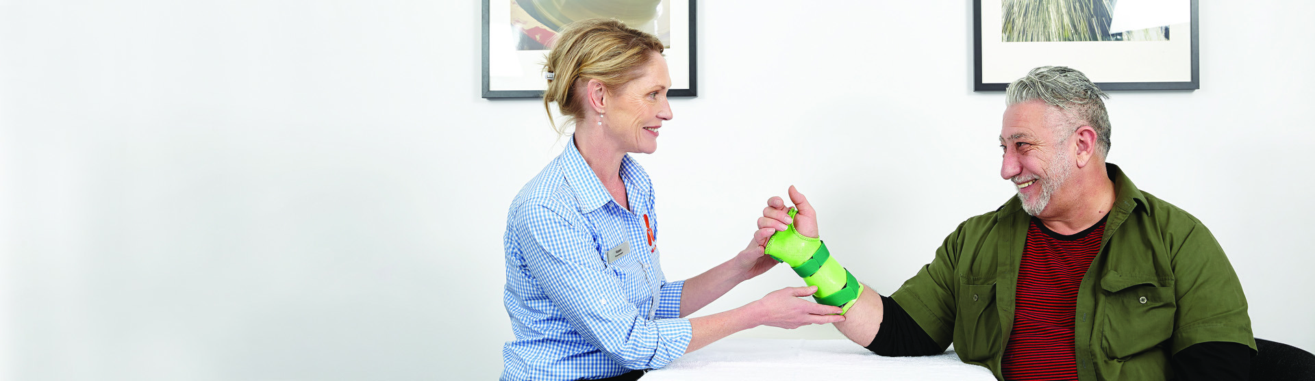 Your local <strong>hand therapy</strong> clinic <br /> Now at <strong>8</strong> locations