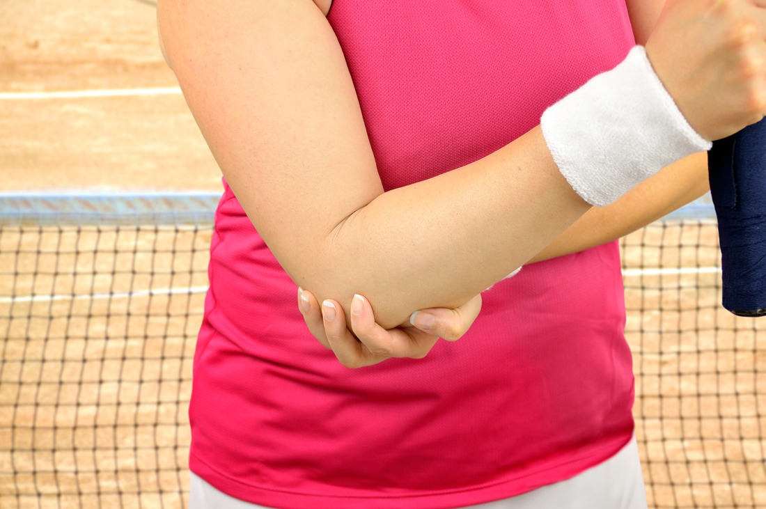 Sports Injuries, Tennis Elbow