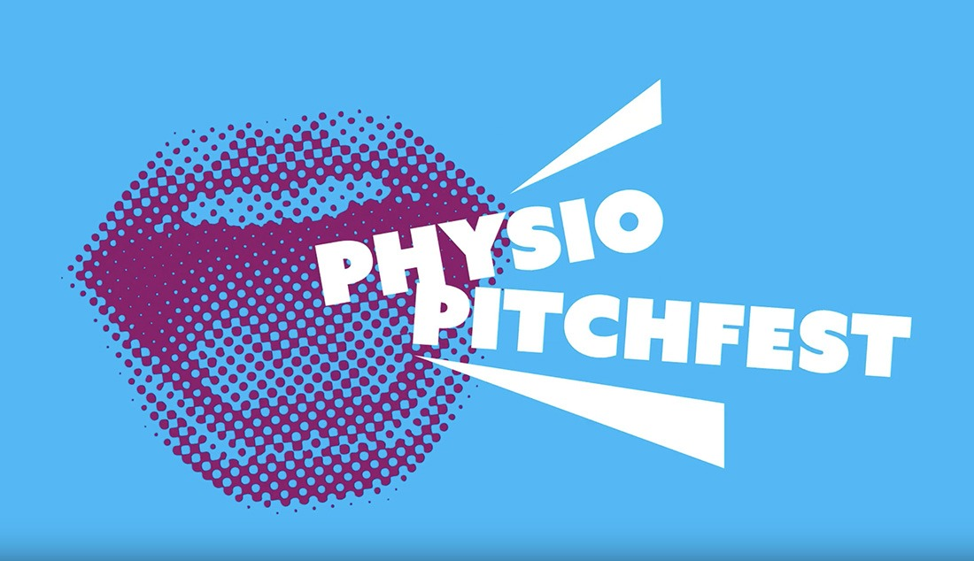 Physio Pitchfest graphic