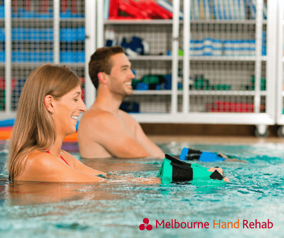 Melbourne Hand Rehab Hydrotherapy for Hand Therapy
