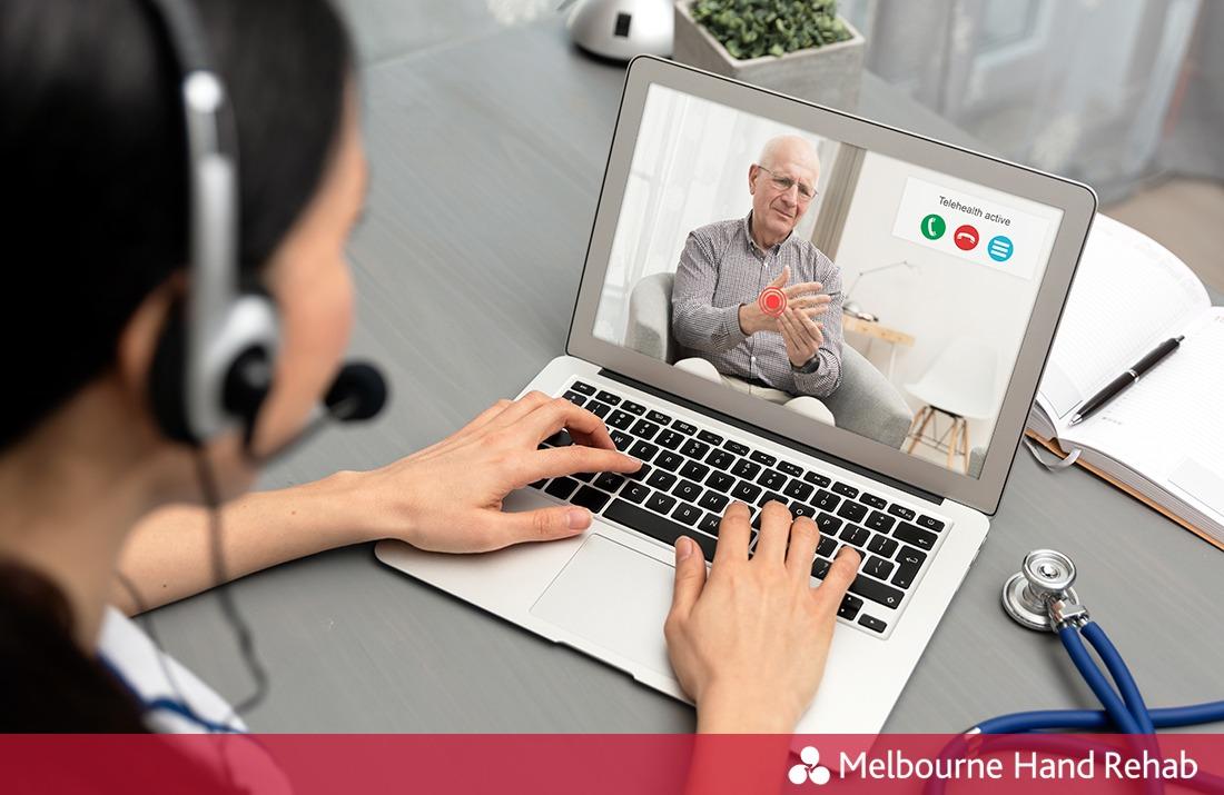 Melbourne Hand Rehab Telehealth Service