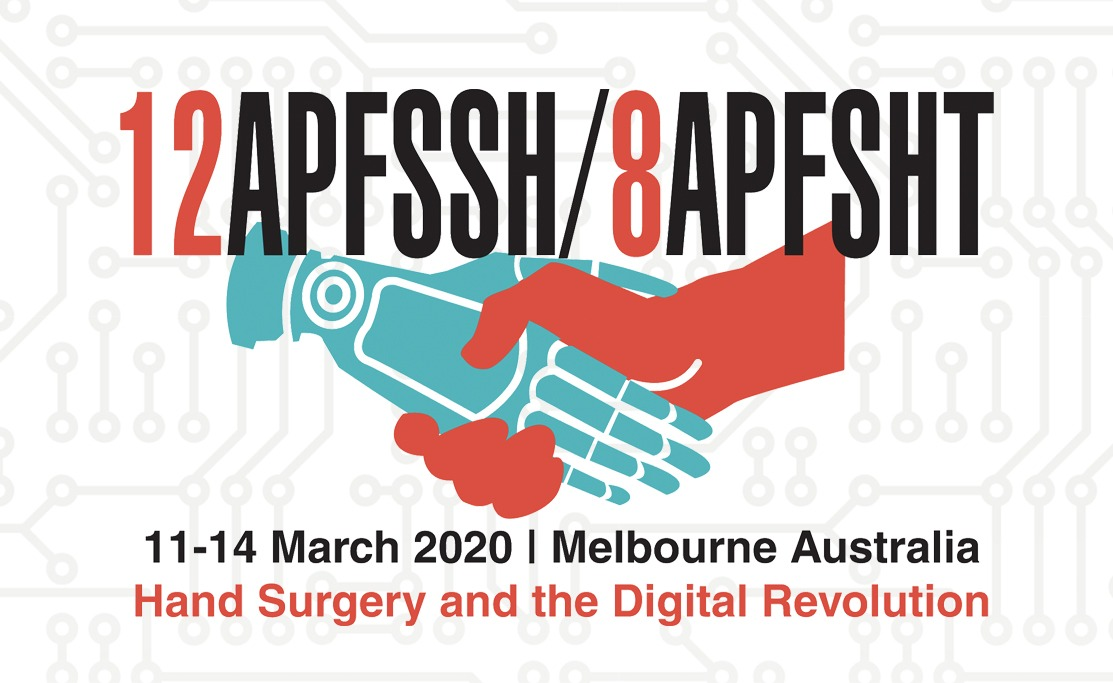 joint 8th APFSHT and 12th APFSSH congress logo