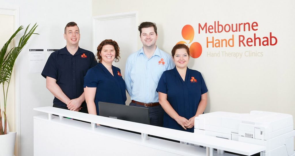 Melbourne Hand Rehab Mill Park clinic