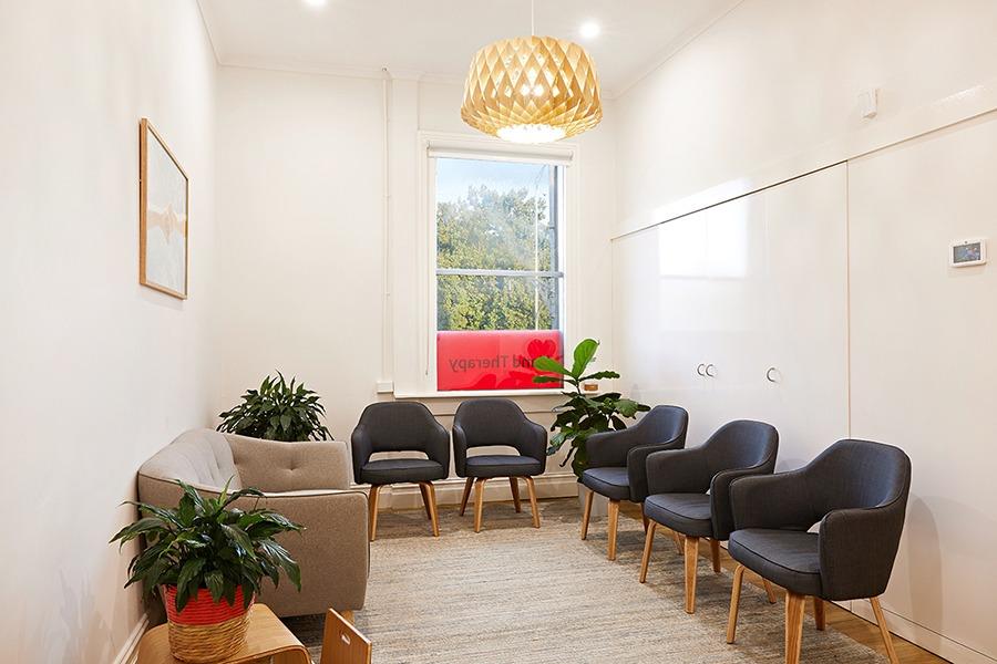 Melbourne Hand Rehab - Reception Area