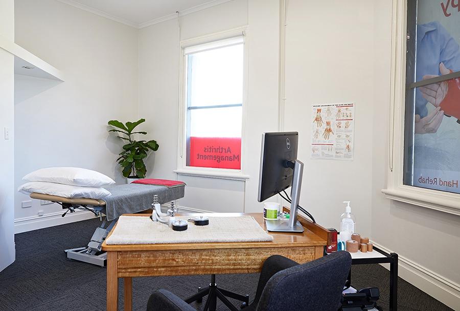 Melbourne Hand Rehab - Treatment Room