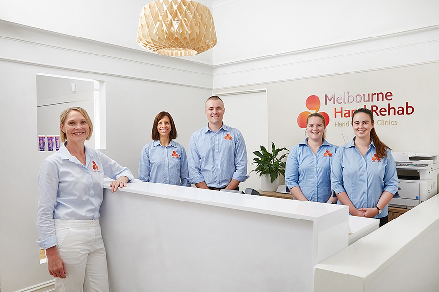 Melbourne Hand Rehab - Expert Hand Therapy