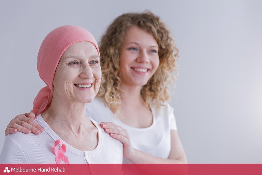 Melbourne Hand Rehab Oncology Rehabilitation, Lymphedema Management Service