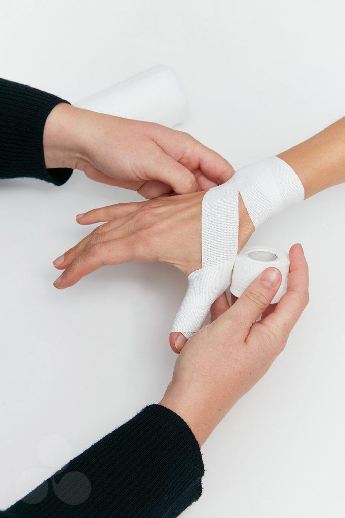 Melbourne Hand Rehab Lymphoedema Management Treatment