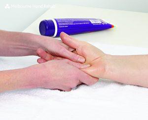 Melbourne Hand Rehab post surgery scar management