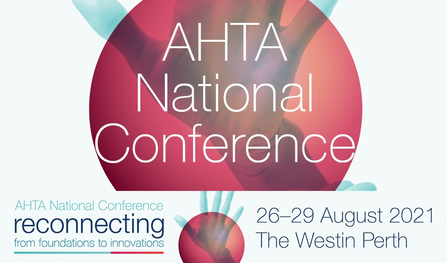 AHTA 2021 National Conference